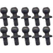 Ball Studs 4-40 x4.5mm (10) X-C