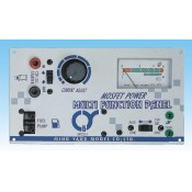 Multi-Function Power Panel w/pump, Glow Clip Out With Current Adjust, 12v Starter Out.