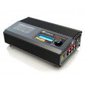 AC 240V 1200W Power Supply. Outputs, 15-30V DC/50A XT90 Plug, 10A 4mm Bullet x3, USB x 2