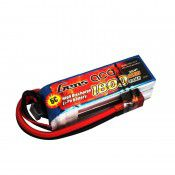 Gens-Ace 1800mAh 3S 11.1v 25C 90x29x24mm 147g With XT60 Plug