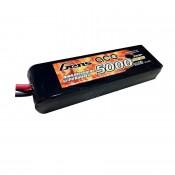 NEW Gens-Ace  5000mAh 11.1v 50C To Suit Traxxas Slash 2WD & 4WD VXL, E- Maxx & E-Revo Brushless, XO-1 & Spartan. 151x46x26 396g XT90 Plug