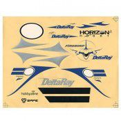 Decal Set: Delta Ray