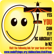 yes YOU can fly RC Aircraft in NZ