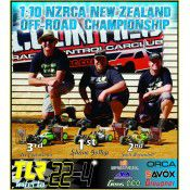 TLR 22-4 Sweeps 4WD podium for second year