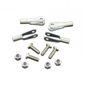 2-56 Clevis Rod End by ROBART