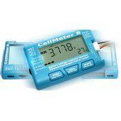 RC Pro CellMeter 8 Servo/Battery Lipo, NiMh, LiFe Tester