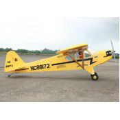 Piper Cub 1.20- 2 Stroke, by Seagull Models. 0.13 m3