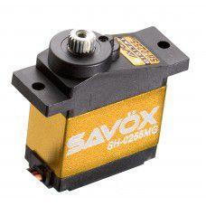 Savox Micro size 3.9kg/cm Digital Servo, 0.13sec, 6.0V, 15.8g, 22.8x12.0x29.4mm
