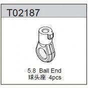 5.8mm Ball End TC02 EVO, TM2, TM2 V2, TM2SC