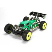 8IGHT-E 4.0 4WD 1/8 Electric Buggy Race Kit