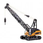 #1572 2.4G 15Ch RC Tracked Crane by HUINA