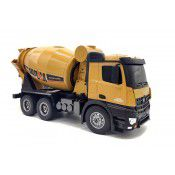 #1574 NEW 2.4G 1/14 10ch Concrete  Mixer 1/14 scale by HUINA