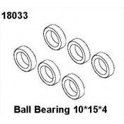 Ball Bearing 10*15*4, RCPRO 1/18 MT