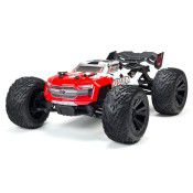 1/10 Kraton 4x4 4S BLX 80+km/h Monster Truck, Red/White  by Arrma