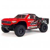 1/10 SENTON MEGA 550 Brushed 4WD Short Course Truck RTR, Red/Black by ARRMA SRP$479