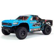 1/10 SENTON MEGA 550 Brushed 4WD Short Course Truck RTR, Blue/Black  by ARRMA SRP$479
