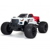 1/10 GRANITE 4X4 V3 MEGA 550 Brushed Monster Truck RTR Red by ARRMA SRP $499