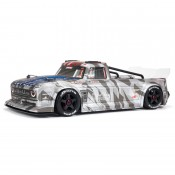 1/7 INFRACTION 6S BLX All-Road Truck RTR, Silver With Handbrake by Arrma SRP $1349
