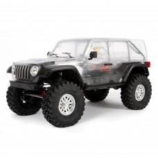 SCX10 III Jeep JLU Wrangler w/Portals 1/10th kit, by Axial