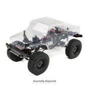 1/12 4WD Barrage 1.9 Scaler Brushed: BTD Kit