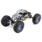 1/18 Temper 4WD Gen 2 Brushed RTR, Blue by ECX