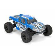 AMP MT 1:10 2wd Monster Truck: Build to Drive (BTD) Kit