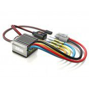 GForce TS50 Sensored Brushless ESC with selectable Rev Limit*. PRG card Required*