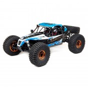 1/10 Lasernut U4 4WD Brushless RTR with Smart ESC, Blue by LOSI