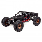 1/10 Lasernut U4 4WD Brushless RTR with Smart ESC, Black by LOSI