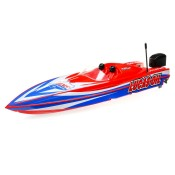 17in Power Boat Racer Deep-V RTR, Lucas Oil