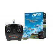 RF9 Flight Simulator with Spektrum Controller by Real Flight