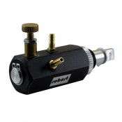 1 Way Variable Rate Air-Control Valve (Black) For Air-Up & Spring-Down Series Retracts by ROBART