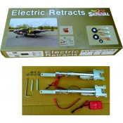 JP Hobby Electric Retract set for Zero 86in SEA334 by Seagull Models