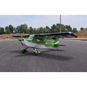 Seagull Decathlon 3D 3m span 50cc Green (2 boxes Wing, Fus) by Seagull Models