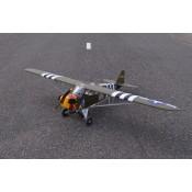 L-4 Grasshopper span 90in -1/5 Scale (15-20cc), by Seagull Models