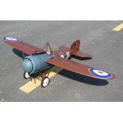 Bristol M1C Monoplane Span 71in 1/4 Scale, by Seagull Models