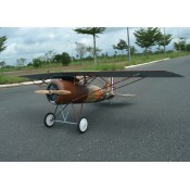 NEW Dec 2020. 1/3 Scale Morane Saulnier A-1 40-60cc, 103in by Seagull Models 0.434m3