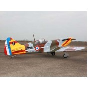 Dewoitine (1800mm) Including Retracts - 75-91, Special just for France market by Seagull Models. 0.20M3