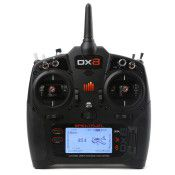 DX8 G2 System with AR8010T Receiver Mode 2 by Spektrum