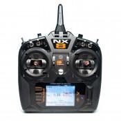 NEW NX8 8-Channel DSMX Transmitter Only, by Spektrum