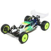 22 4.0 SR Race Kit: 1/10 2WD SPEC Buggy by TLR