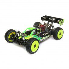 NEW 8IGHT-X Race Kit: 1/8 4WD Nitro Buggy
