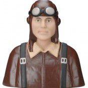 1/5 WWI German Pilot Brown