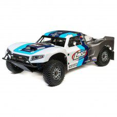 1/5 5IVE-T 2.0 4wd SCT Gas BND: Grey/Blue/White by LOSI