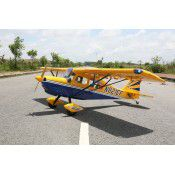 Seagull Decathlon 3D 3m span 50cc Yellow (2 boxes Wing, Fus)